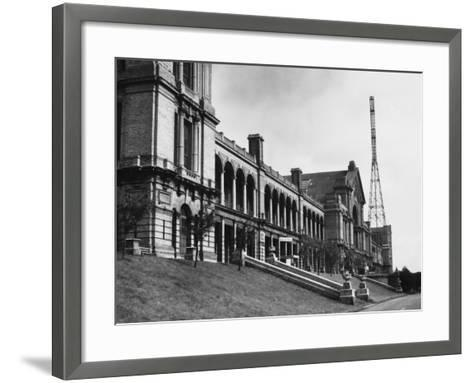 Alexandra Palace--Framed Art Print