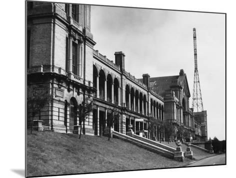 Alexandra Palace--Mounted Photographic Print