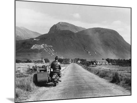 Ben Nevis--Mounted Photographic Print