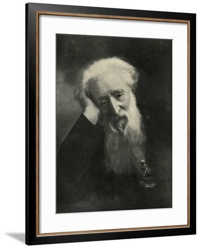 General William Booth-Peter Higginbotham-Framed Art Print