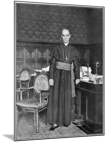 Rafael Merry Del Val Spanish Prelate, Secretary of State at the Vatican--Mounted Photographic Print
