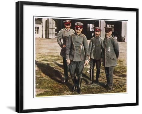 Manfred Von Richthofen--Framed Art Print