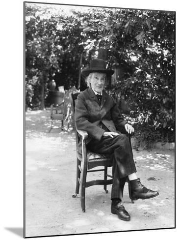 Jean Henri Fabre--Mounted Photographic Print