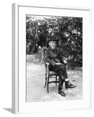 Jean Henri Fabre--Framed Art Print