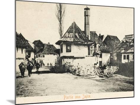 Jajce - Bosnia Herzegovina--Mounted Photographic Print