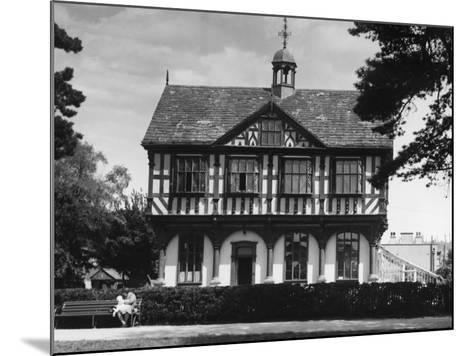 Leominster Grange House--Mounted Photographic Print