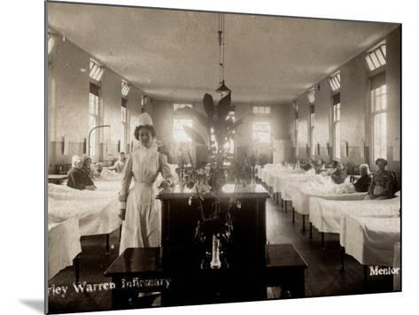 Shirley Warren Infirmary, Southampton-Peter Higginbotham-Mounted Photographic Print
