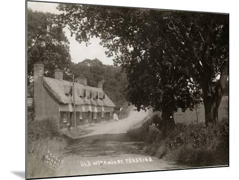 Parish Workhouse, Tendring, Essex-Peter Higginbotham-Mounted Photographic Print