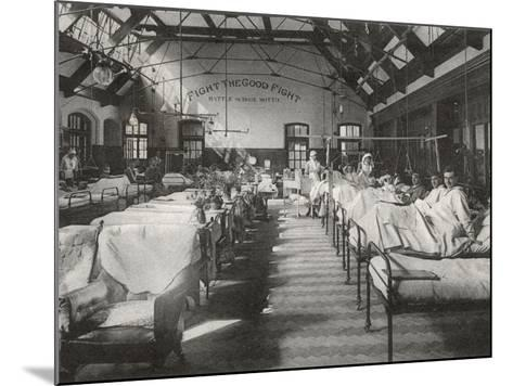 No. 2 (Battle) War Hospital, Reading, Berkshire-Peter Higginbotham-Mounted Photographic Print