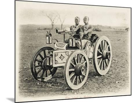 South Africa - Zululand - Car--Mounted Photographic Print