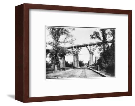 Railway Viaduct, Truro, Cornwall--Framed Art Print