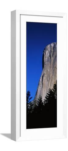 Scenic View El Capitan-Jeff Foott-Framed Art Print