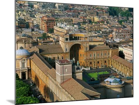 Italy - Lazio Region - Rome - Vatican City - Vatican Palace--Mounted Photographic Print