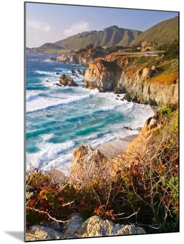Big Sur-Abbie Brown-Mounted Photographic Print