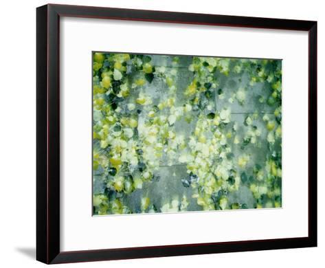Peas in Water--Framed Art Print