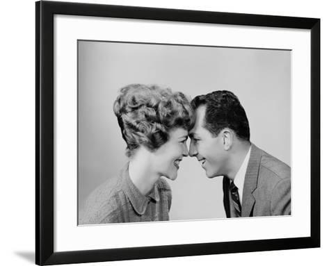 Look Into My Eyes-H^ Armstrong Roberts-Framed Art Print