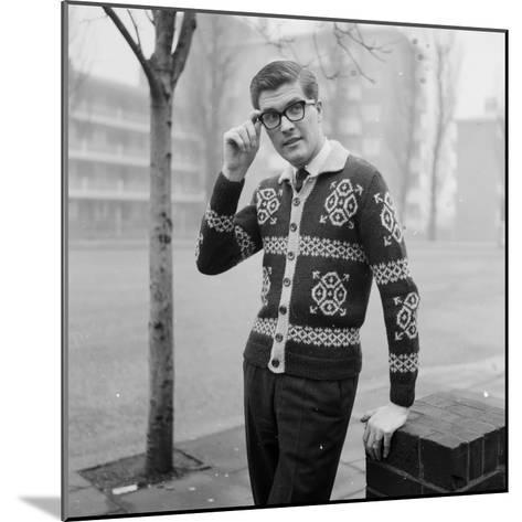 Patterned Jacket-Chaloner Woods-Mounted Photographic Print