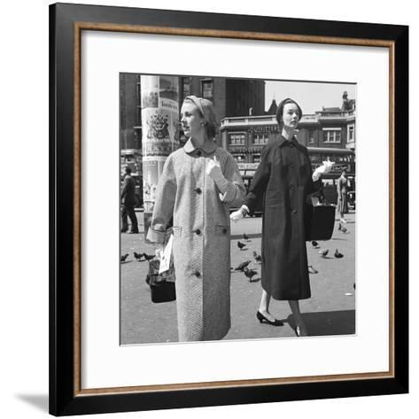 Short and Tall-Chaloner Woods-Framed Art Print