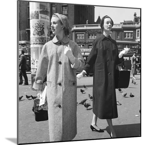 Short and Tall-Chaloner Woods-Mounted Photographic Print