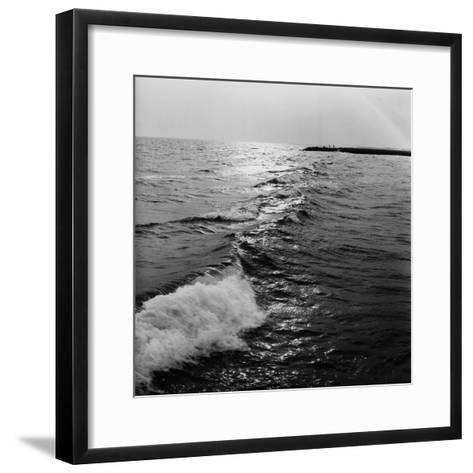 Ocean Waves-George Marks-Framed Art Print
