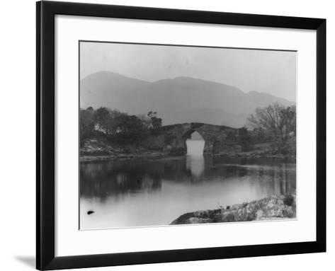 Killarney Bridge--Framed Art Print