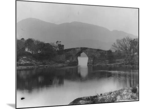 Killarney Bridge--Mounted Photographic Print