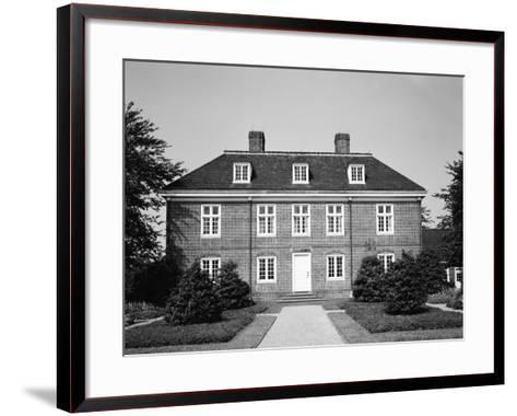 Pennsbury Manor-H^ Armstrong Roberts-Framed Art Print