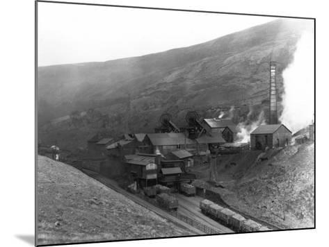 Fernhill Colliery--Mounted Photographic Print