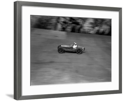 Brookland's Racing--Framed Art Print