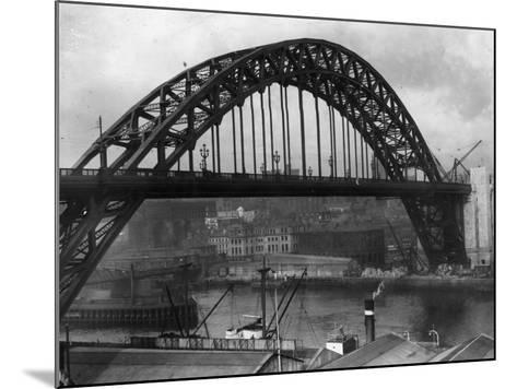 Newcastle Bridge--Mounted Photographic Print