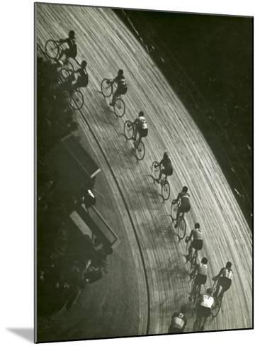 Bike Race-George Marks-Mounted Photographic Print