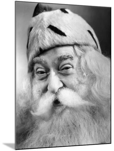 Santa Claus-George Marks-Mounted Photographic Print