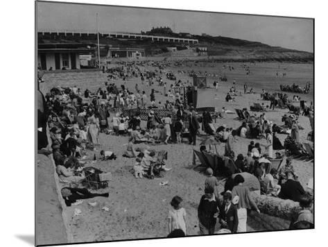 Barry Island--Mounted Photographic Print
