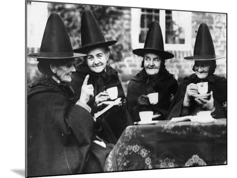 Jacobean Tea--Mounted Photographic Print
