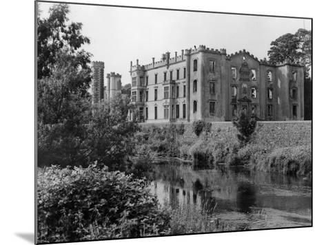 Antrim Castle--Mounted Photographic Print