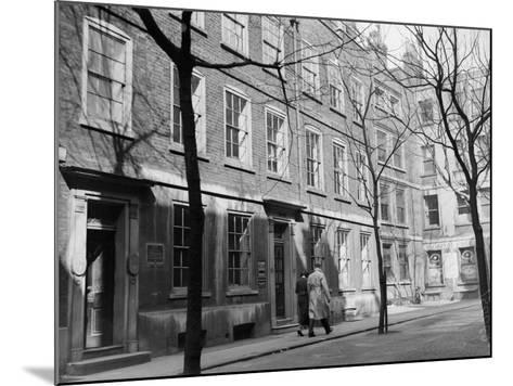 Wardrobe Place--Mounted Photographic Print