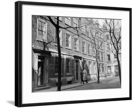 Wardrobe Place--Framed Art Print