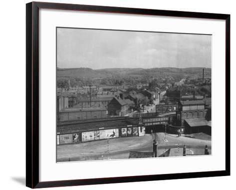 Macclesfield--Framed Art Print