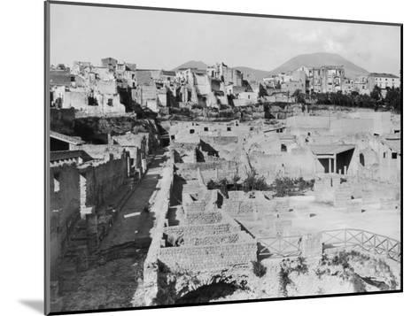 Herculaneum--Mounted Photographic Print
