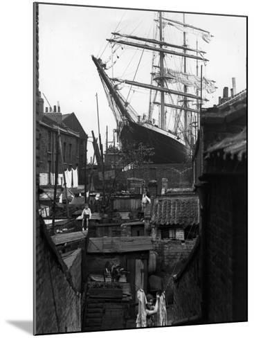 Hms Penans--Mounted Photographic Print