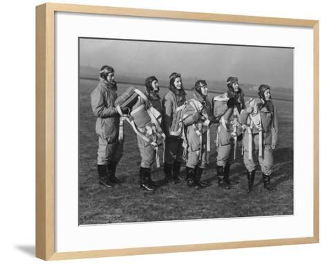 Ata Pilots--Framed Art Print
