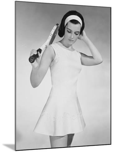 Tennis Dress-Chaloner Woods-Mounted Photographic Print