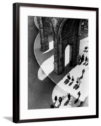 Archways To Hope--Framed Art Print