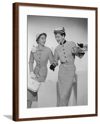 Smart Ladies-Chaloner Woods-Framed Art Print