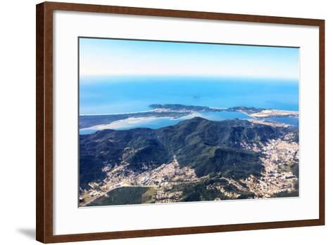 Florianopolis-DircinhaSW-Framed Art Print