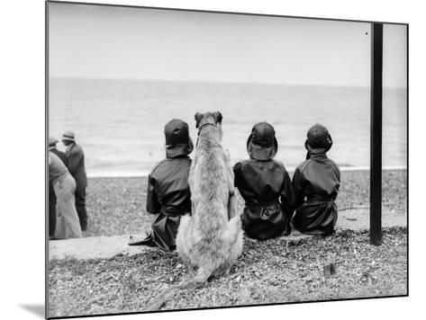 Herne Bay--Mounted Photographic Print