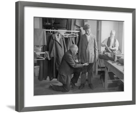 Tailor-Made--Framed Art Print