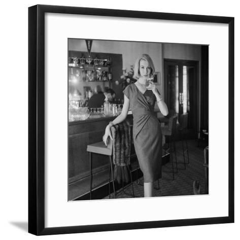 After Five-Chaloner Woods-Framed Art Print