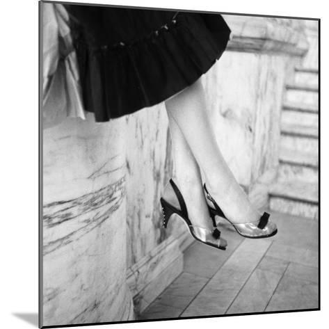 Sling Backs-Chaloner Woods-Mounted Photographic Print