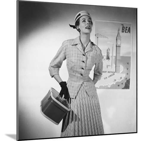 Ready To Travel-Chaloner Woods-Mounted Photographic Print